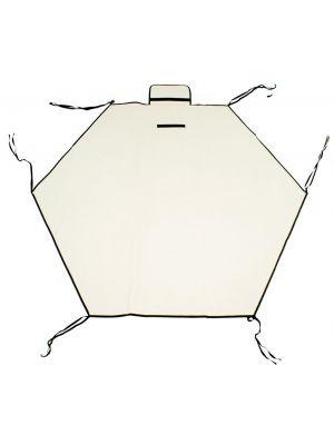 2-In-1 Childrens Wigwam / Teepee Floor Mat and Storage Bag
