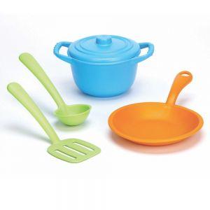 Green Toys -- 15 Piece Tool Set