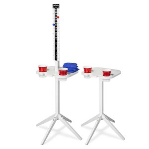 DrinkCaddy Game Score Keep with Drinks Table
