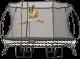 Tgoma - 3 x 4.6m Large Oval Springfree Smart Trampoline