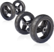 Springfree Trampoline Shifting Wheels