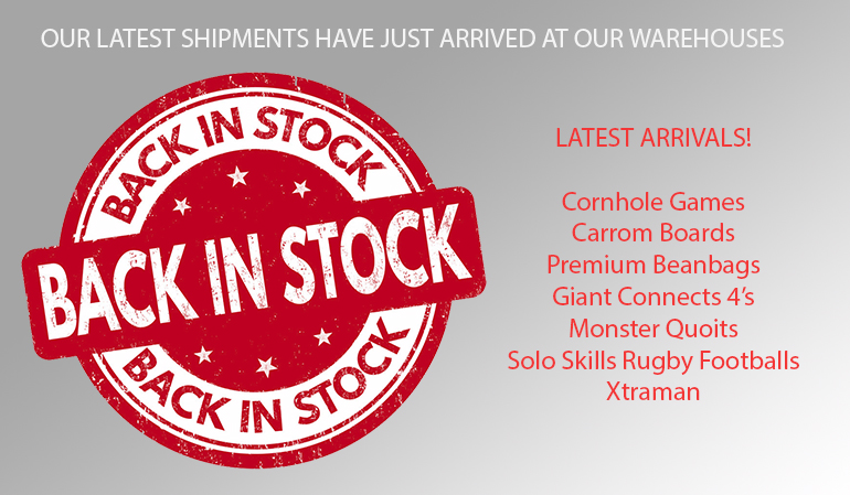 Bestsellers Now Back in Stock